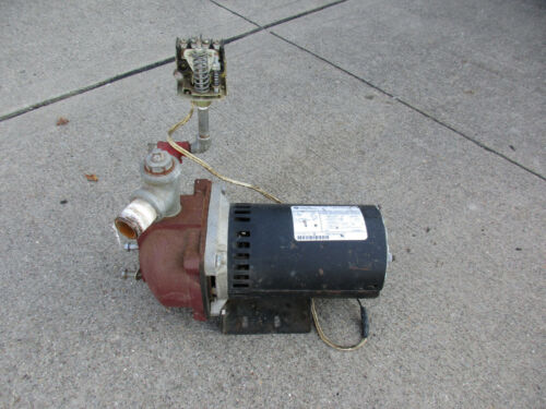 GE Well Pump Motor 5kh39hn3528dx with Water Ace R520