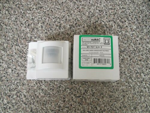 New Sensor Switch WV PDT 16 R P LV PDT Corner Mount Wide View Occupancy Sensor