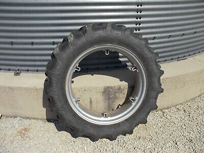 Ford 8n 9n 2n Ferguson 50 35 Tractor 11.2 X 28 99 Tread Tire Loop Rim 6 Ply