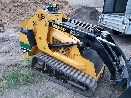 Vermeer S800TX Mini skid loader