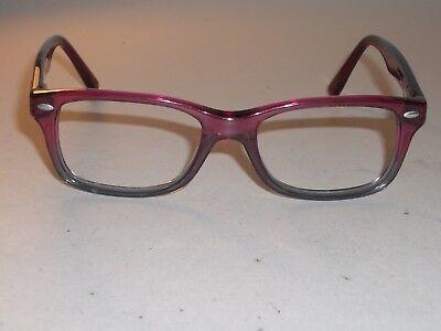Ray Ban Rb1531 3648 48 16mm Klein Zweifarbig Wayfarer Brille/Sonnenbrille