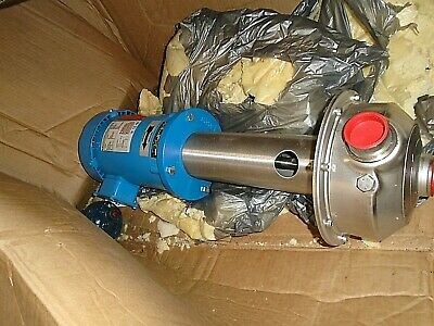 Goulds 2sl1g05d1 Submersible Pump New In Box 316 Stainless