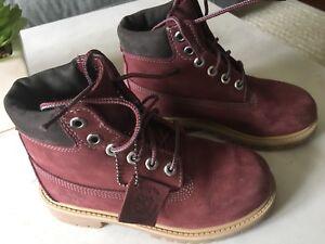 Timberland (sz 13) & Jordan (sz 1) shoes for kids
