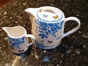 Teapot and creamer Ashdene Daintree Rowville Knox Area Preview