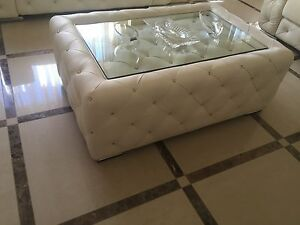 single feature couch and coffee table Bexley Rockdale Area Preview