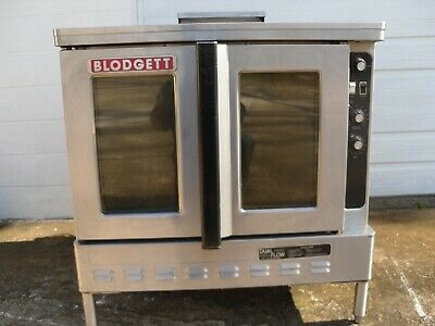 Blodgett Dual Flow H Gas Convection Oven Dfg 100 - Energy Star