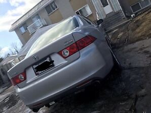 Acura TSX 2005 2.4 ivtect