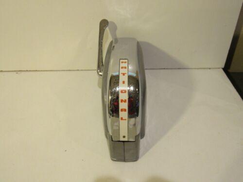Nashua Package Sealing Div. National meat packing Tape Dispenser Vintage Rare