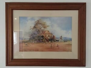 Darcy Doyle print framed Redlynch Cairns City Preview