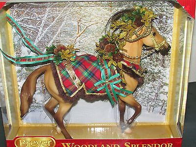 Breyer Woodland Splendor - 2016 Holiday Christmas Horse #700119 NIB!