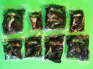 2008 McDonalds - Kung Fu Panda - set of 8 *MIP*