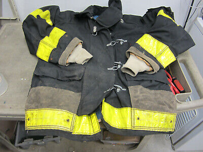 Size 44 36 Cairns Msa Fire Fighter Turnout Jacket Good