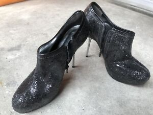Sergio Zelcer glam sexy shoes size 9 -great price!
