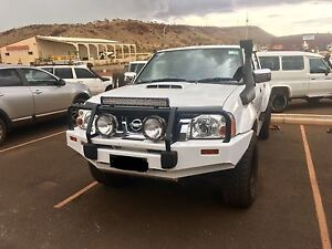 Nissan Navara D22 STR 2013 Newman East Pilbara Area Preview