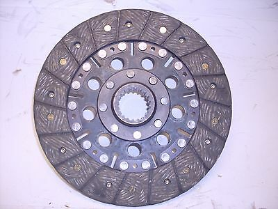 Fits Ford 1720 1920 Tractor Clutch 9 16 Spline Transmission Disc
