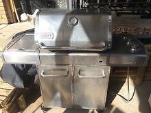 Bbq.  Webber Genesis 330 with wok burner Morphett Vale Morphett Vale Area Preview