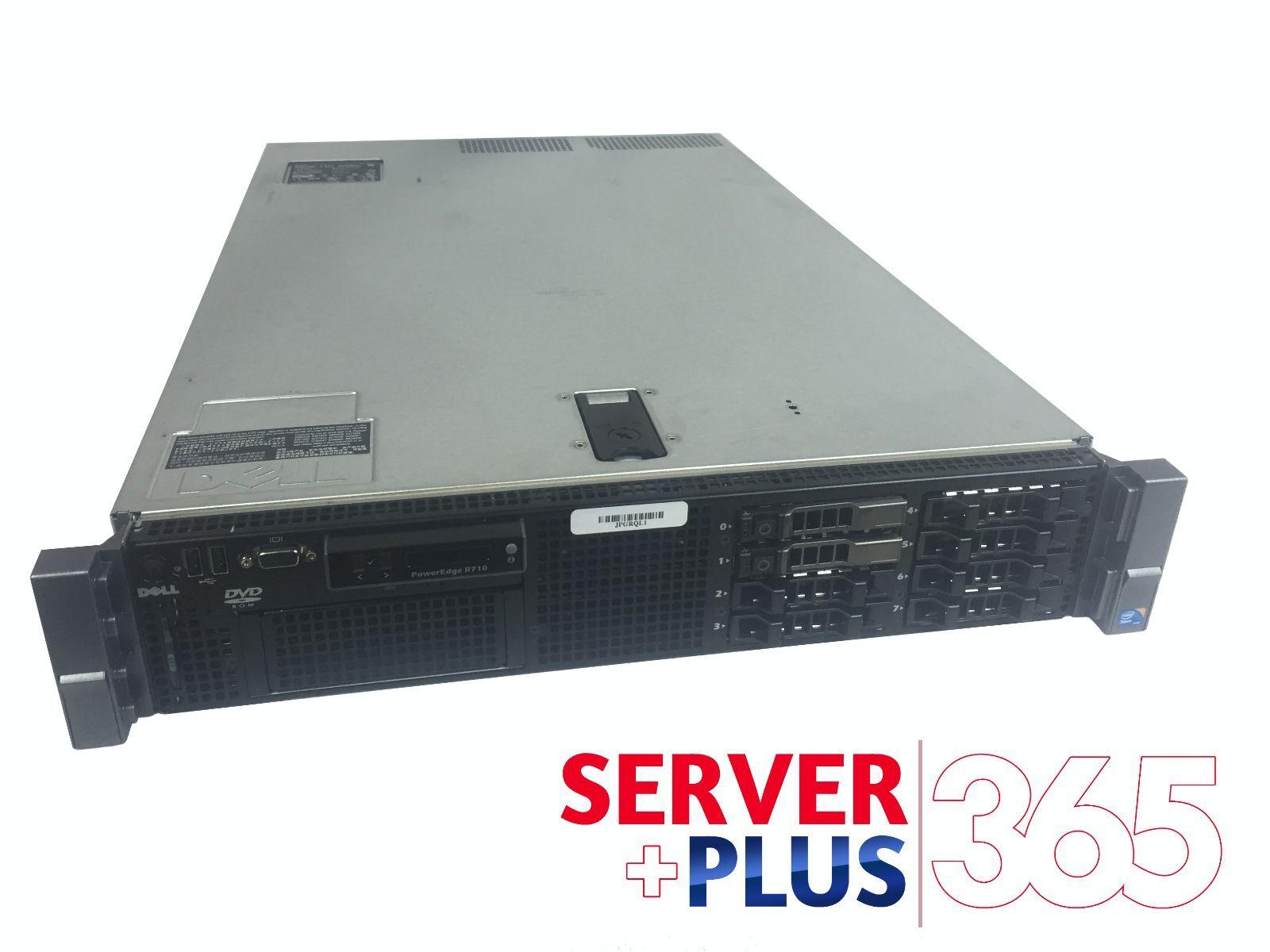 Details about Dell PowerEdge R710 8-Core 2 5