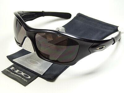 Oakley S.I. Pit Bull Black Sonnenbrille Sportbrille Skibrille Radbrille US Armee