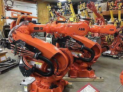Abb Robot Abb 6640 Robot Irc5 Controller Abb Robotics Fanuc Robot