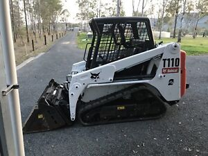 Skid Steer Dry Hire. $260/day! T110 Bobcat Thornton Maitland Area Preview