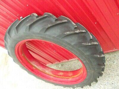 11.2 X 38 Tractor Tread 90 Tire Oliver 70 77 80 88 Rear Rim
