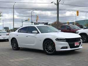 2018 Dodge Charger GT**AWD**LEATHER**SUROOF**BLIND SPOT**8.4 SCR