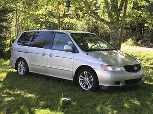 2003 Odyssey. Looking to trade for Jeep!