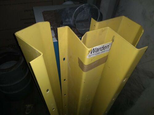 """Rite Hite 48"""" type TR forklift protector, for sectional door, never used"""