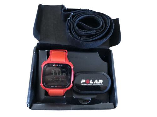 Polar RC3 GPS Sportuhr + Brust Herzfrequenzsensor