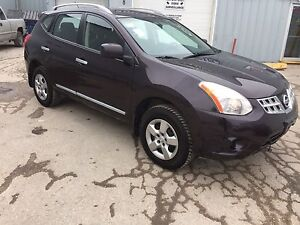 2011 NISSAN ROGUE SV AWD CLEAN TITLE