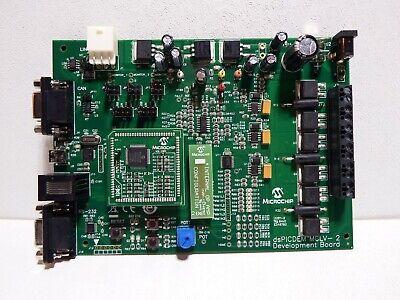 Microchip Dm330021-2 Dspicdem Mclv-2 Development Board H1