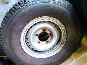 "F100 or LandCruiser wheels 4x4 split rims and tyres 16"" 5 stud Wollongong Wollongong Area Preview"