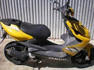 Yamaha Aerox Scooter VG Condition 2004 Model Liquid Cooled 50cc Goodwood Unley Area Preview