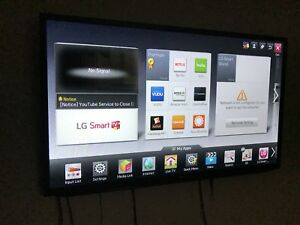 "55"" LED 3D Smart TV Package Deal"