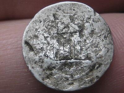 1851-1853 Three 3 Cent Silver Trime, Type 1, Unique
