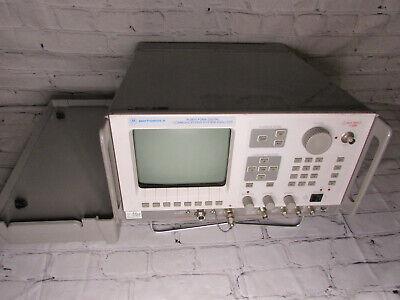 Motorola R2670a P25analog Communications Service Monitor Spectrum Analyzer