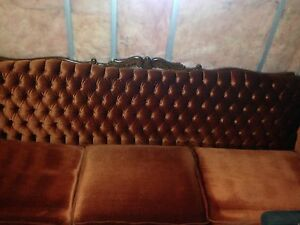 Vintage couch and chair Kitchener / Waterloo Kitchener Area image 5