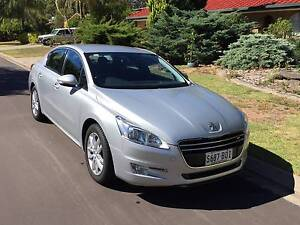 2011 Peugeot 508 Active ehdi Sedan St Agnes Tea Tree Gully Area Preview