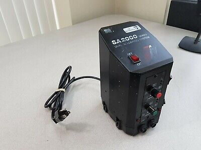 Ok Industries Sa 2000 Series 130 Watts Dual Soldering System Sa-2001