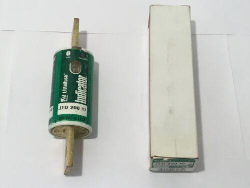 Littelfuse JTD 200 ID Indicator 600VAC Fuse