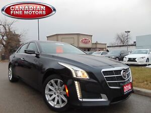 2014 Cadillac CTS 2.0T | AWD | BLACK ON BLACK|