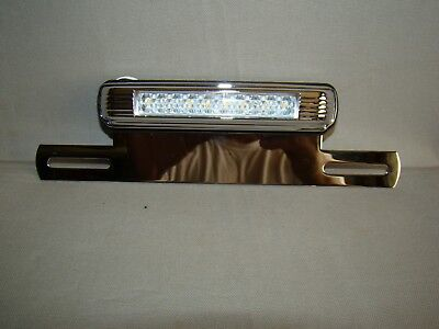 Led license plate light LED reverse light license plate bracket back up light