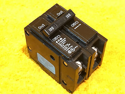 New Eaton Cutler Hammer Brhh2100 100 Amp 2-pole Plug In Breaker Br2100