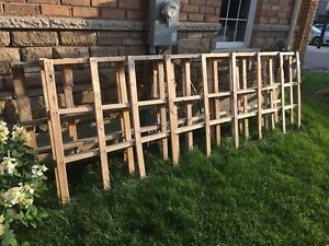 Skid / pallet (2 available)