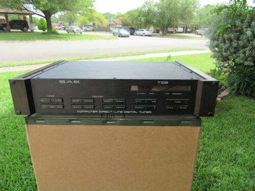 SAE T102 computer direct line digital Tuner