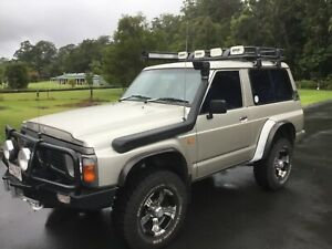 1993 SWB GQ Nissan Patrol RX (Rare condition)