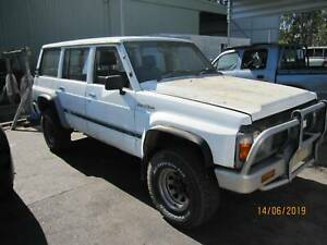 1989 Nissan Patrol Tingalpa Brisbane South East Preview