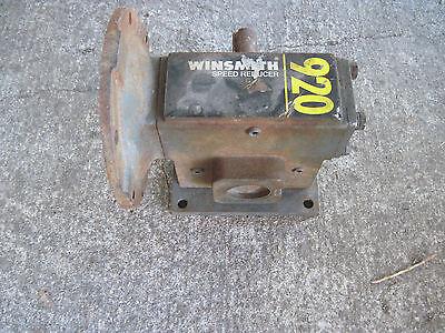 Winsmith 920mdt Gearbox - 531 Ratio - 1750 Input Rpm