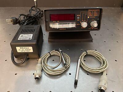 Mitutoyo 519-609-1 Mu Checker Inspection Gage Readout Gauges
