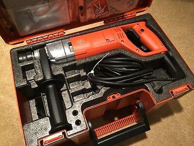 Fein Core Drill Kbh25-2u Metal Hole Saw Set1n09 120v60h Made In Germany Festool